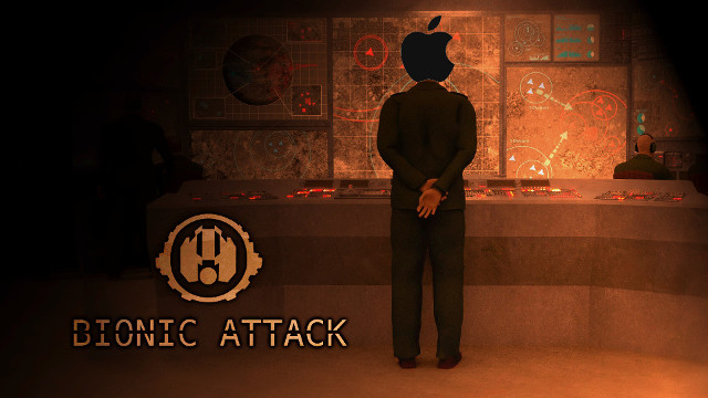 Bionic Attack is now available on Mac !